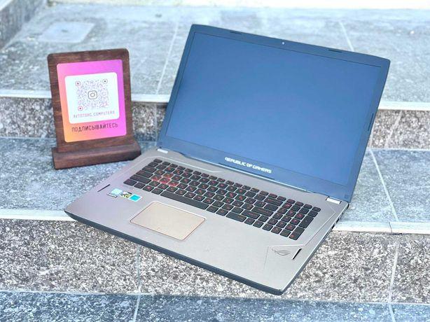 Игровой ноутбук Asus RoG Гарантия / Кредит / Обмен / Доставка