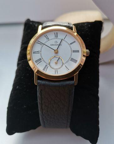 Grovana szwajcarski zegarek