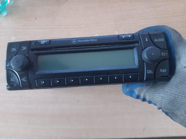 Mercedes W210 W202 W163 W140 - radio BE4716