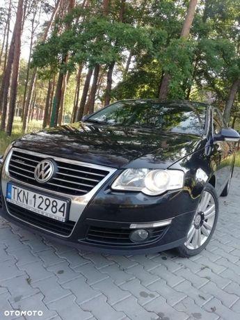 Volkswagen Passat Volkswagen Passat B6 Salon Polska