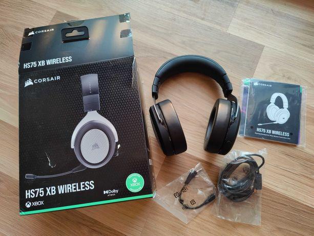 Słuchawki bezprzewodowe Corsair HS75 XB WIRELESS - do Xbox Series/One