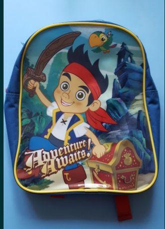 Plecak plecaczek przedszkolny Jake i piraci z Nibylandii