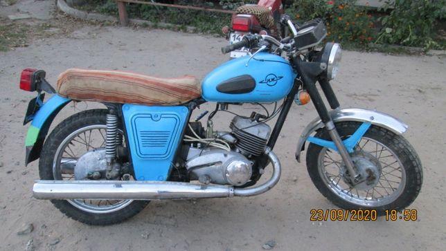 ІЖ.Ю 3 К мотоцикл