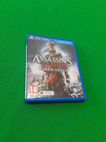 Najtaniej Assassin's Creed III: Liberation PS Vita