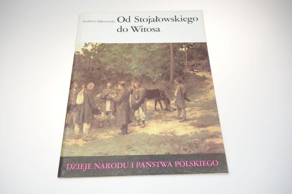 Od Stojałowskiego do Witosa Zakrzewski Katowice - image 1