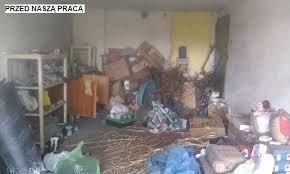 likwidacja mieszkań , wywóz mebli (łóżka,regały) Warszawa