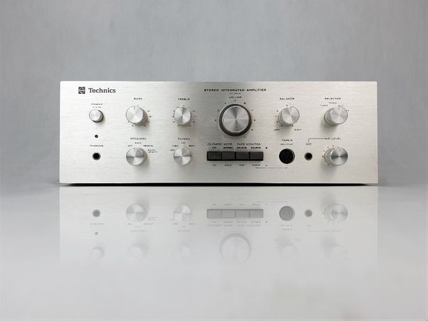 Technics SU-3000 Stereo Amplifier Wzmacniacz Made in Japan 74 Vintage