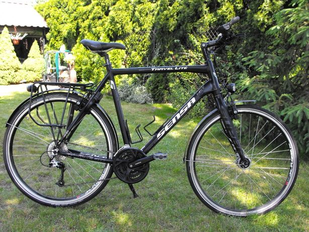 Holenderska Sensa travel lite active sports .Bogata XT,LX,MAGURA.