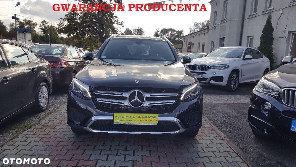 Mercedes-Benz Glc 220 D 4 Matic Gwarancja , Faktura Vat 23% Саки - изображение 1