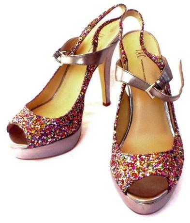 Цельные американские туфли(босоножки) «I·N·C International Concepts»!