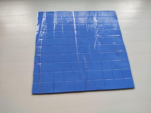 Силиконовая термопрокладка 2мм терморезина термо интерфейс термопаста