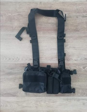 Chest rig airsoft paintball