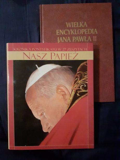 Kronika Pontyfikatu Jana Pawła II, 27 zeszytów + gratis