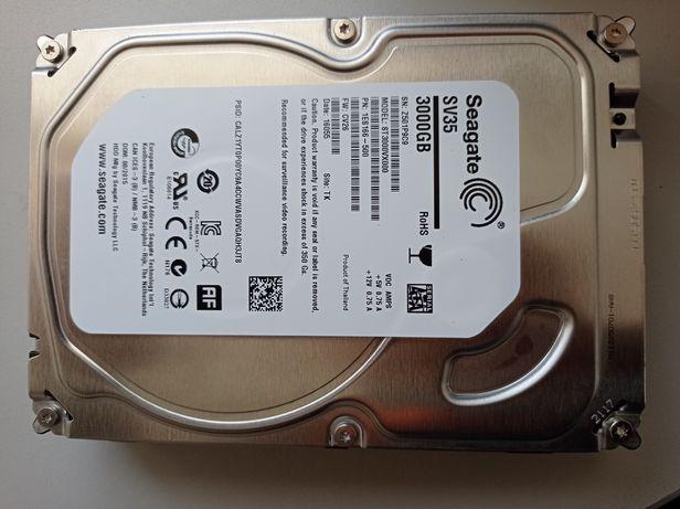 Жёсткий диск на 3 терабайта