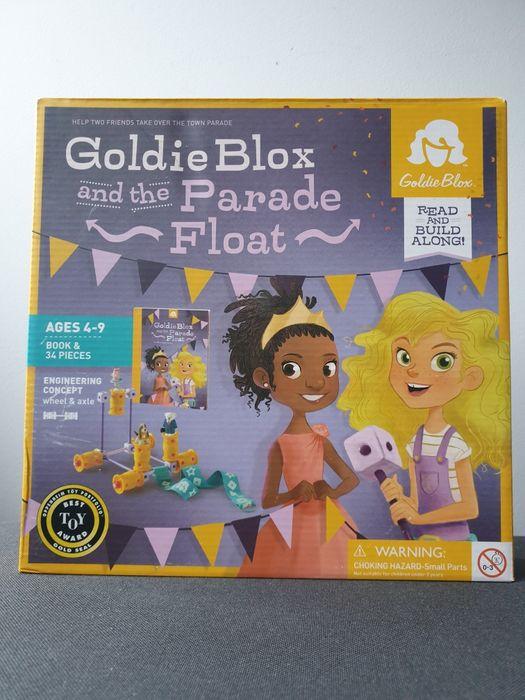 Goldie Blox Parada (klocki konstrukcyjne) NOWY zestaw goldieblox Łomża - image 1