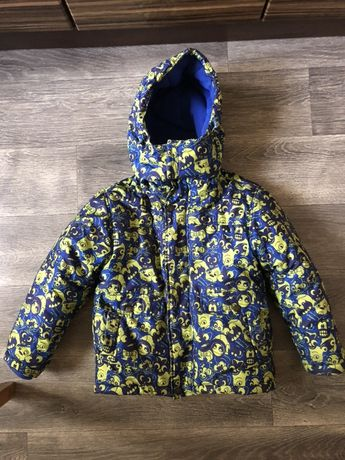 Курточка детская и желетка