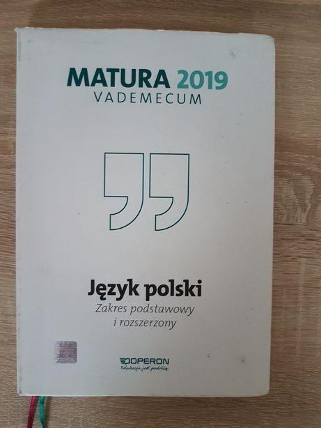 Repetytorium maturalne Operon, język polski VADEMECUM