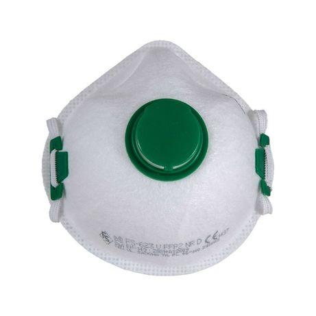 Maska, maseczka ochronna FFP2, Filter Service FS-623V, HURT i DETAL