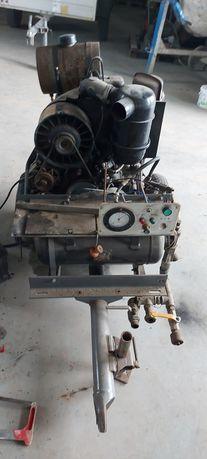 Kompresor spalinowy