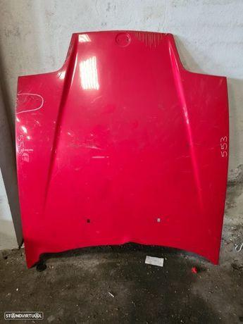Capot BMW Z1 E30 vermelho 1989 1990 1991 2290118 41612290118 capon capo capom descapotavel cabrio