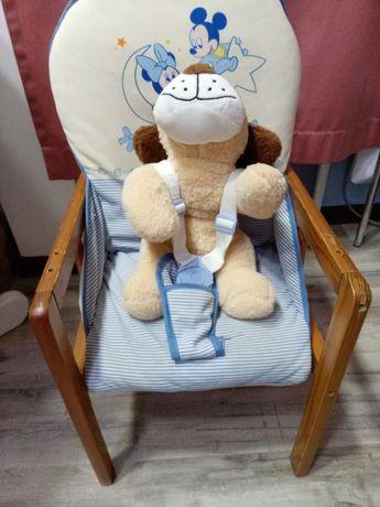 Детский стульчик с чехлом