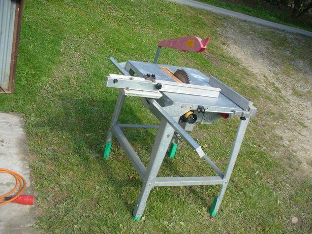 Piła stołowa,formatowa, Elektra Beckum z wózkiem na 220V