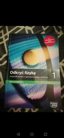 Książka Odkryć Fizykę 1