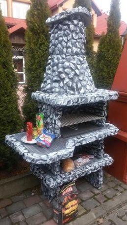 Betonowy grill kominek K11 OTOCZAK