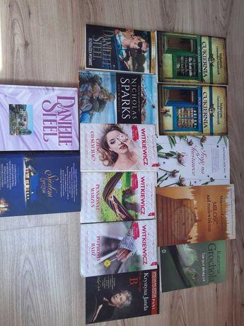 Książki obyczajowe, dramaty, romanse