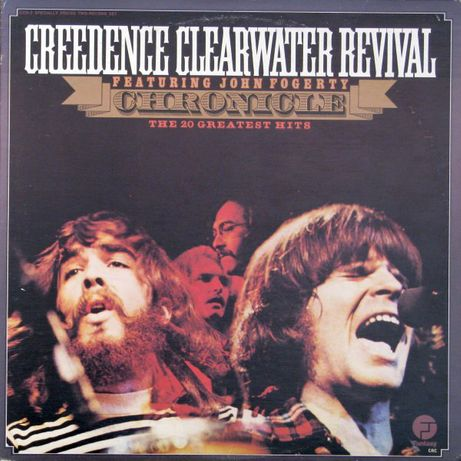 """Discos Vinil 1976 """"Credence Clewater Revival"""" - Chronicle (Raridade)"""