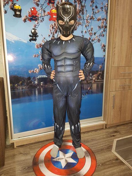 Костюмы Чёрная Пантера Марвел на рост 100-135см+маска. Новые!