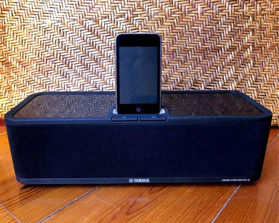 Colunas YAMAHA para iPods e iPhones (SBS)