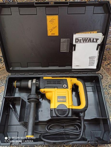 Перфоратор DeWALT D25501, SDS MAХ (новий)