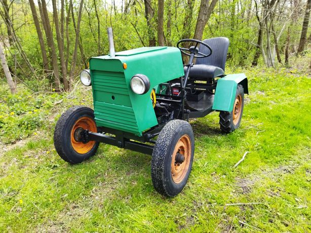 Traktorek SAM 10KM Diesel z rozrusznikiem