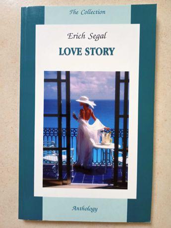 Книга Erich Segal - Love story