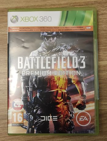 Battlefield 3 Premium Edition PL