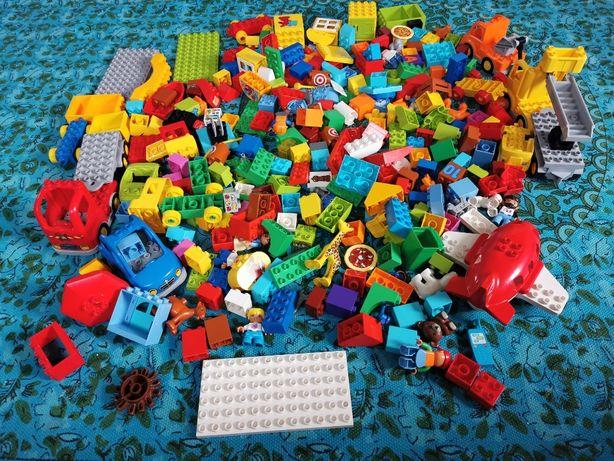 Klocki Lego Duplo mega mix 4,3 kg
