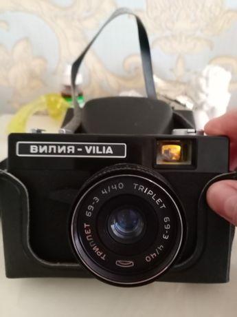 Фотоаппарат плёночный Вилия (Vilia)