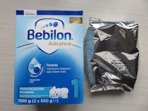oddam za darmo 1 opakowanie mleka bebilon 1, waga 550 g