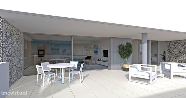 Apartamentos T2 - Acabamentos de Luxo - Piscina - Ginásio - Sauna - La