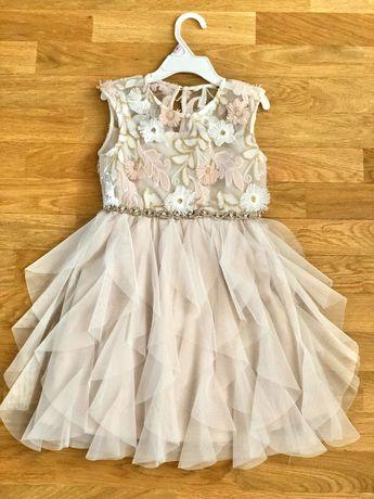 Платье Rare Editions для девочки 6 лет
