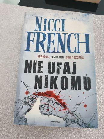 Nicci French  Nie Ufaj Nikomu