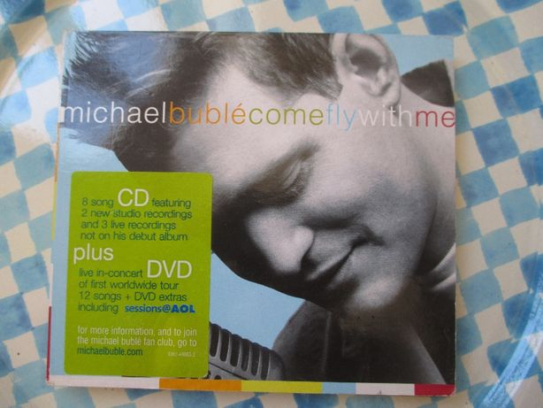 Michael Bublé: Come Fly With Me - DVD+CD Special Edition