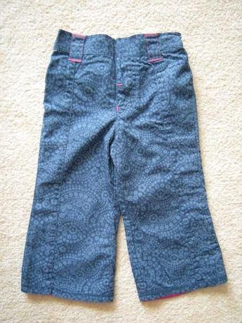 Super eleganckie spodnie dziewczęce
