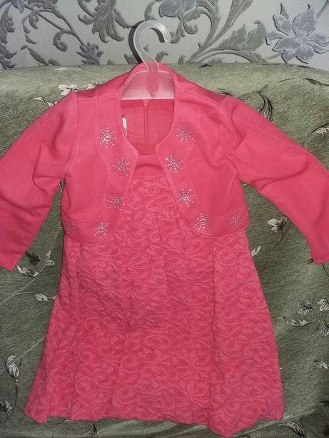 Нарядное платье, костюм 116-122