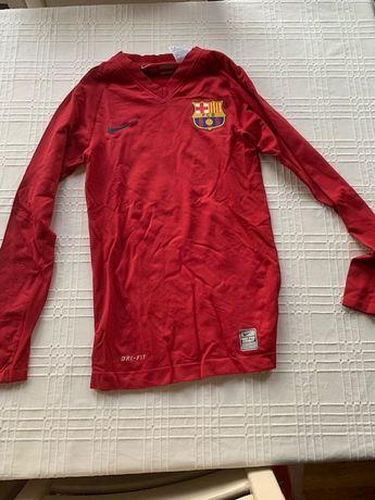 Koszulka FC Barcelona z długim rękawem Nike
