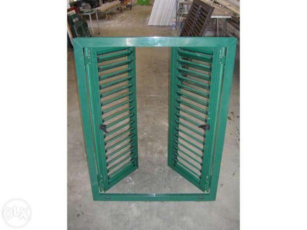 Portada de abrir / Aluminio