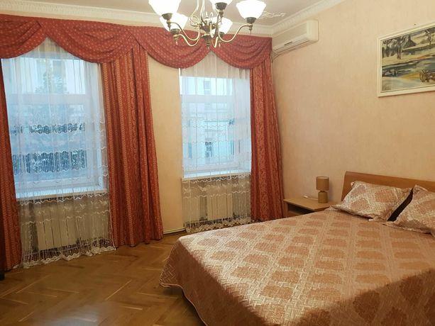 До 1 мая сдам 3 х комнатную в центре на Екатерининской