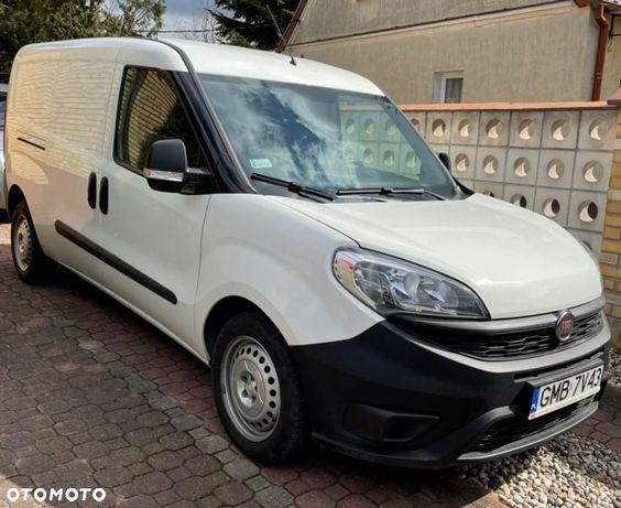 Fiat Doblo Maxi  Fak. VAT 23% Serwis ASO, benz.+ Lpg, bezwypadkowy