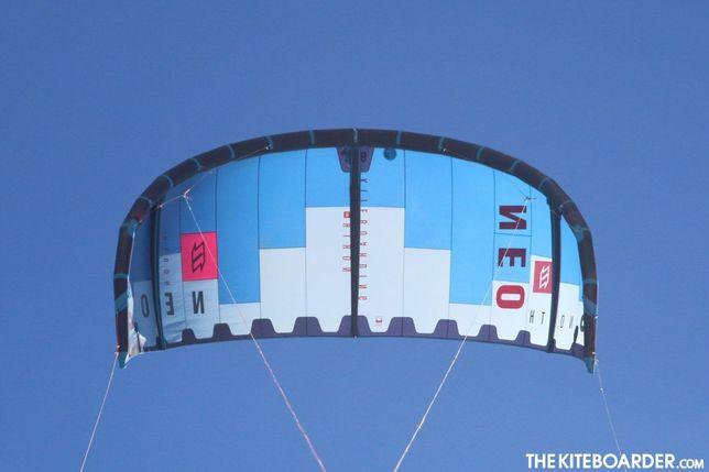 Kite North Neo 9 mts com barra